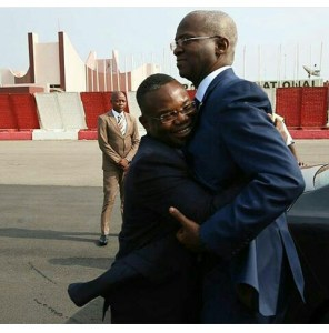 Benin Republic Minister excited to see Nigerian Minister,Fashola
