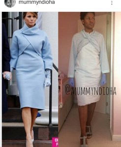 , Meet fashion imposter on Instagram who copies celeb styles, Effiezy - Top Nigerian News & Entertainment Website
