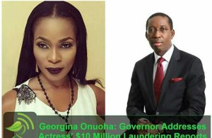 Georgina Onuoha shades the heck out of Kemi Olunloyo,challenges to her an interview