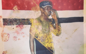 Check out P-Square's, Paul Okoye throwback photo