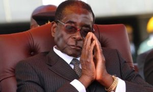 South Africa let me down during my impeachment – Robert Mugabe