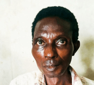 Man kills mum with axe, after prayers revealed she was behind his failure in life (Photo)