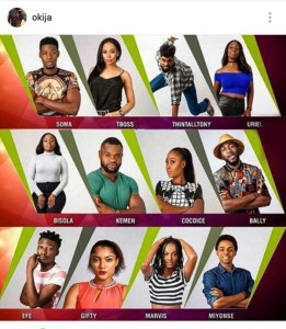 Bisola and Bally go on vacation as fake housemates,Jon and Ese get evicted