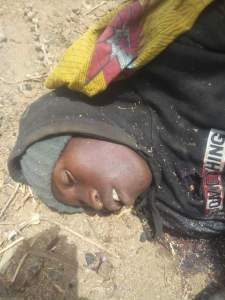 Very shocking photos of the individuals killed by Fulanis in Kaduna yesterday.Very Graphic content
