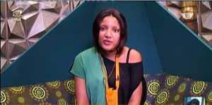 Gifty Ajiimuobi evicted from the BBNaija house