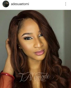 Happy Birthday Adesua Etomi