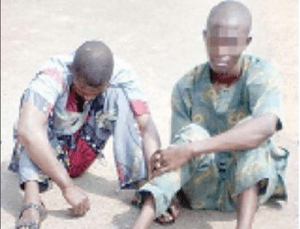 I always raped married women and underaged girls during operations- Robbery suspect