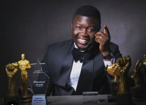 , Comedian, Seyi Law Buys A New House To Celebrate His 35th Birthday (Photos), Effiezy - Top Nigerian News & Entertainment Website