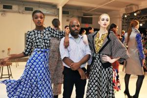 Nigerian Duro Olowu,a fashion designer gets Vogue recognition