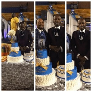 Apostle Suleiman celebrates birthday in style admist sex scandal