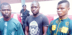 Lagos traders who added sniper rat poison to beans as preservative get arrested by the police