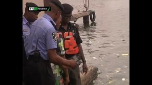Very Graphic Photos and Video-Body of drowned doctor delivered to the Lagos State Government