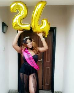 , BBNaija- Fans slam Ese Eriata after saying she is 24 years old on her birthday, Effiezy - Top Nigerian News & Entertainment Website