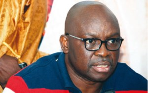Why they want to scuttle my presidential ambition – Fayose