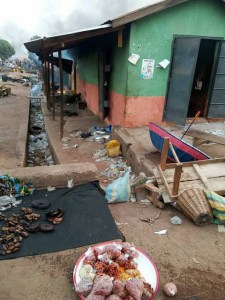 Unknown gunmen attack Benue community, kill many residents in cold blood (Graphic Photos)