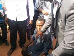 Tiv man banished from tribe for life for seating on the throne of the ruler before coronation