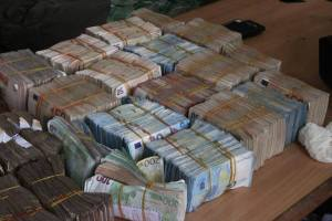 Whistle blowing- EFCC discovers 250 million naira,N250,558,670  in Lagos