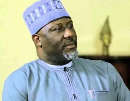 Dino Melaye's P.A Decamps To APC In Dramatic Fashion (Watch Video)