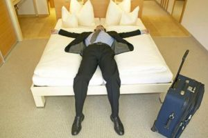 Five things you should never do if you want a decent sleep at a hotel