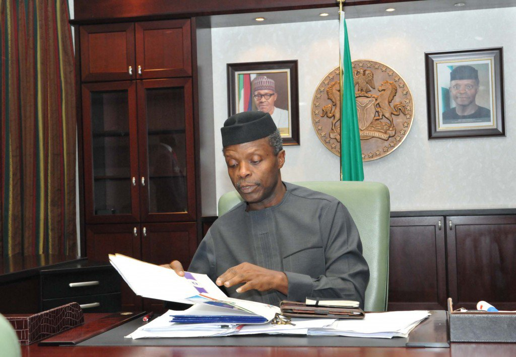 , Minning sector to receive $600m investment fund – Prof. Osinbajo, Effiezy - Top Nigerian News & Entertainment Website