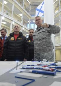 Inside Russia's top secret Artic base which Vladmir Putin has filled with nuclear armed airplanes