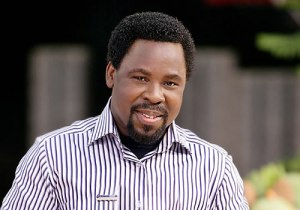'My Haters are my Advertisers'- TB Joshua