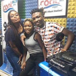 BBNaija- Efe and Bisola begin their media tours
