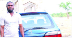 , Abuja Driver nabbed while robbing passengers, Effiezy - Top Nigerian News & Entertainment Website