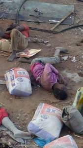 Fatal Accident in Kaduna claim lives – Very Graphic photos