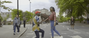 Adekunle Gold ft. Moelogo – Only Girl (Official Music Video)