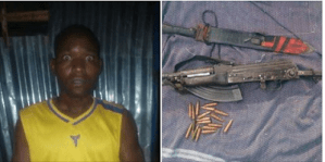 Notorious Boko Haram terrorist 'Pepper' nabbed by soldiers (Photos)