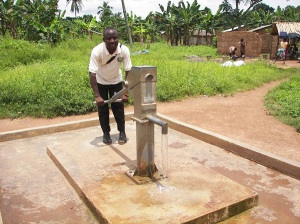Man kills neighbour over borehole water