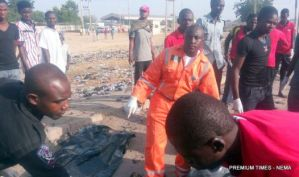 7 persons dead as suicide bombers attack Borno