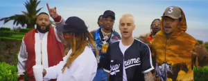 DJ Khaled ft. Justin Bieber, Quavo, Chance the Rapper, Lil Wayne – I'm the One (Official Music Video)