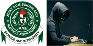 , Man and wife arrested by Civil Defence Corps for hacking JAMB, Effiezy - Top Nigerian News & Entertainment Website