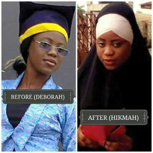 These are the reasons a Christian girl converted from Christianity to Islam