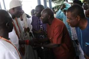 Ooni of Ife storms Rivers state for Traditional Rulers day Golden Jubilee celebration