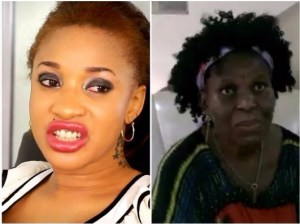 Tonto Dike clears the air on nanny who wrongly accused her of abandoning her at the hospital