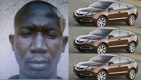 End time driver: Driver absconds with Brown acura a day after being employed