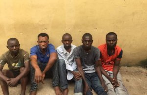 Police foil multiple bank robberies in Lagos