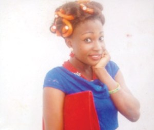 Sad! Pretty 19-year-old daughter of a politician abducted in Lagos (Photo)