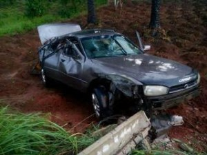 , Accident occurs around  Enugu-Port Harcourt road, Effiezy - Top Nigerian News & Entertainment Website