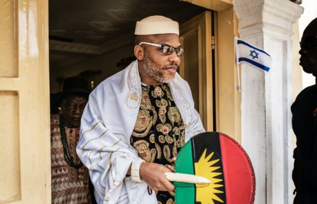 , Biafra: There will be violence if Nnamdi Kanu is re-arrested – MASSOB, Effiezy - Top Nigerian News & Entertainment Website