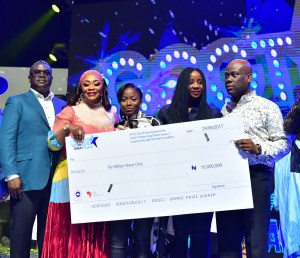 19-year-old singer bags N10m in GCGT talent competition