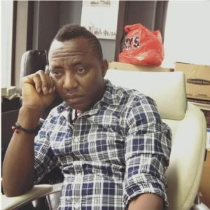 Sahara founder, Omoyele Sowore Reacts to N4billion Slammed Against Sahara Reporters