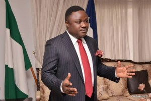 Gov. Ayade presents N1.3 trillion Budget to House of Assembly, Biggest in Nigeria's history