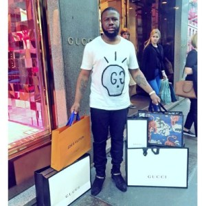 "EXPOSED: Hushpuppi's fraud name is ""Jane Woodscrane"". See proof"