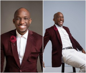 Singer, Obiwon releases photos as he clocks 40