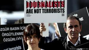 17 Turkish journalists run into in trouble