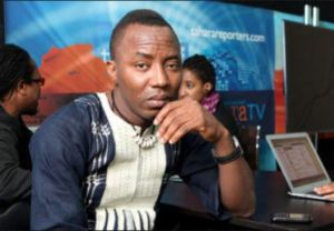 The God in Nigeria does not punish the rich and corrupt – Sowore says (Video)